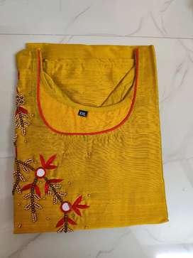 Embroidery Kurtis wholesale
