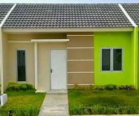 Rumah Tipe 28 Lokasi tengah Kota, Angsuran Hanya 957 rb