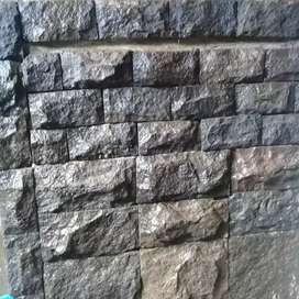 Batu alam asli dari alam