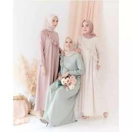 Baju Muslim Viola Dress