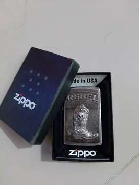 Korek api Zippo rebel made in USA