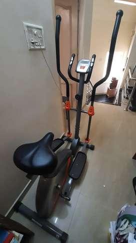 Elliptical Bike