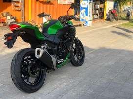 Kawasaki Z250 2016 Plat DK