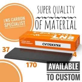 Carbon Vane 170x37x4mm Bisa Custom