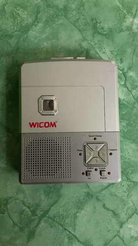 Walkman merk wicom