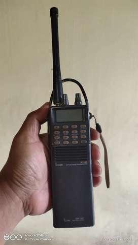 ICOM A3 VHF TRANSCEIVER