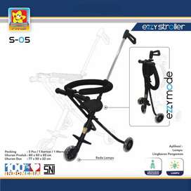 Magic stroller Micro trike PMB S-05