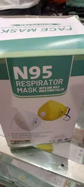 Face mask n95 All pices