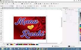 dtp , coral , Photoshop
