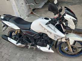 TVS Apache in Good Condition
