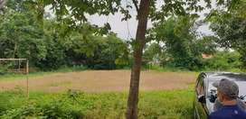 Tanah darat lapangan