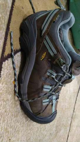 KEEN shoes.