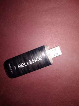 Reliance Net connect+ for net