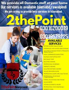 2thepoint=Housemaid & Cook/chef Services reliable trustworthy