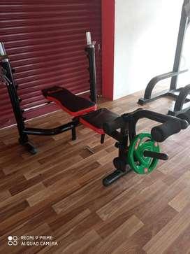 Aerofit Bench Press