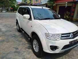 Mitsubishi pajero sport glx 2014 m/t siap kerja