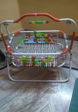 Child jhulla Or machardhani bed  for kids
