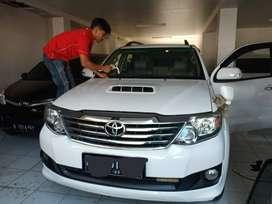 Kaca Mobil Toyota Fortuner Kacamobil