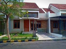 Rumah siap pakai dekat jalan raya solo kartasura