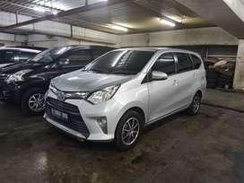 Toyota Calya G AT 2016 Body Orisinil Sangat Terawat 2017