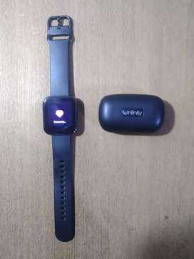 Smartwatch and tws earbuds for sale
