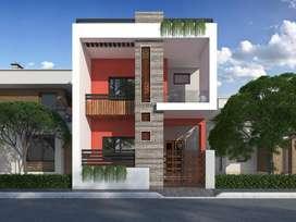 NEW CONSTRUCTION 2100 SF DUPLEX AT NIPANIA