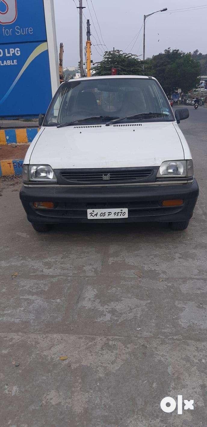 Maruti Suzuki 800 AC, 2000, Petrol
