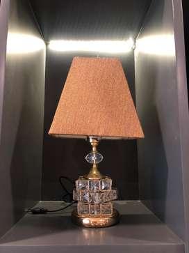 LAMPU DEKOR MEJA TIDUR BEDSIDE TABLE LAMP