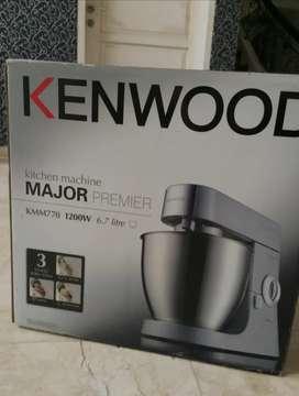 Mixer Kenwood istimewa