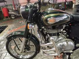Bullet std 500 Forest Green Finance Available