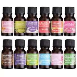 Minyak Oil Aroma Terapi Humidifier