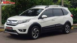 Honda New BRV 1.5 E Pemk 2019 Km 11Rb Like New NIK 2018
