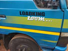 Mahindra Loadking Zoom, flatform,6 tyres