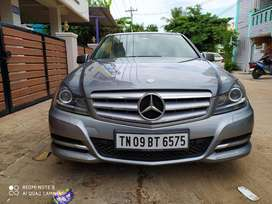 Mercedes-Benz C-Class 220 BlueEfficiency, 2013, Diesel