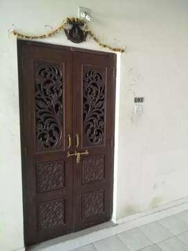 2BHK Semi Furnished flat near Harinagar Cross Road