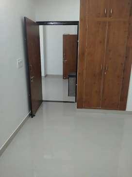 2bhk semi-furnished flat