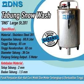 Tabung Snow Large 201 PT DNS hidrolik cuci mobil dan perlengkapan lain