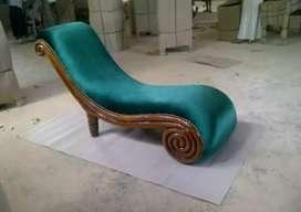 Sofa santai keong mewah