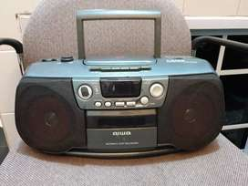 AIWA CD, RADIO, KASET SUPER VINTAGE