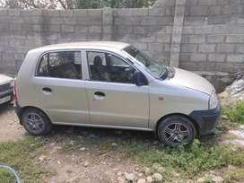Hyundai Santro 2007 Petrol 95000 Km Driven
