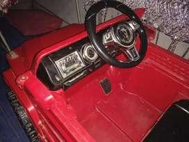 Baby zeep car toy. 2500