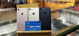 IPhone 7 32gb rose gold, golden, black