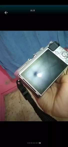 Fujifilm X-A3 lensa kit 16-50mm