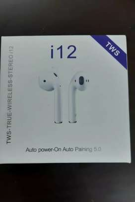 Airpods i12 TWS for Sale in Nowshera