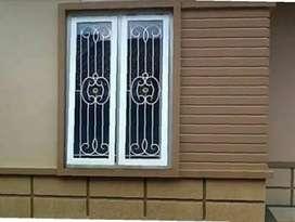 Teralis jendela elegan