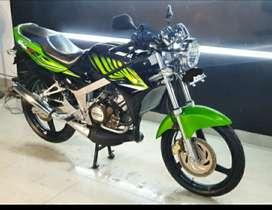 Kawasaki 2 tak Ninja SS thn 2017