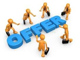 Wanted Markting Partner for Bank Insurance, Loans,Real Estate, Rentals