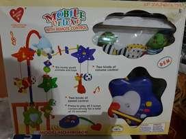 Mainan gantung di baby box mobile deluxe