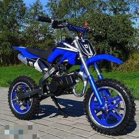 KIDS DIRT BIKE 50 cc ( EMI AVAILABLE WITH CREDIT CARD)