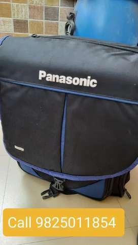Double camera Panasonic Bag for sale 1.5 foot height multipurpose